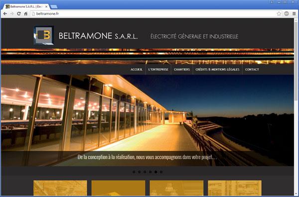 Beltramone SARL - électricité générale et industrielle