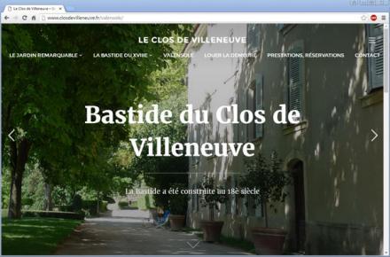 Le Clos de Villeneuve