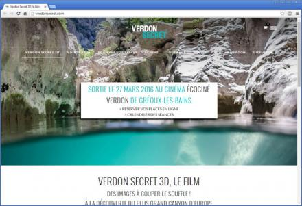 Verdon Secret 3D