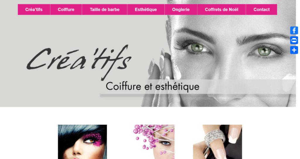 Créa'tifs - Coiffure, Esthétique - creatifs-valensole.com